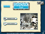 Sandvik Steel -  Wood Bandsaw - Steel