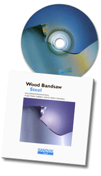 Multimedia Sandvik Wood Bandsaw - Steel